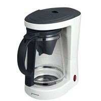 8 Cup Coffee Maker with Tea Brewing Function by GForce