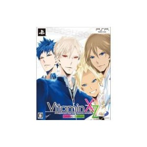 【送料無料】 PSPソフト / VitaminXtoZ(Limited Edition) 【GAME】