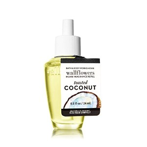 【Bath&Body Works/バス&ボディワークス】 ルームフレグランス 詰替えリフィル トーストココナッツ Wallflowers Home Fragrance Refill Toasted...