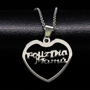 Stainless Steel Statement Necklaces For Women And Men