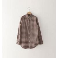 THOMAS MASON MELANGE CHECK BOYS REGULAR SHIRT/シャツ【ビューティアンドユース ユナイテッドアローズ/BEAUTY&YOUTH UNITED ARROWS...