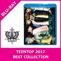 TEENTOP 2017 BEST COLLECTION BLU RAY★K-POP DVD アルバム グッズ TVLIVE