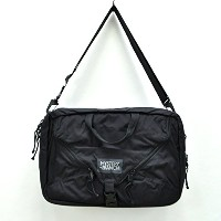 MYSTERY RANCH / ミステリーランチ 3Way Briefcase Black