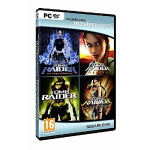 Tomb Raider Quadrilogy (PC DVD) (輸入版)