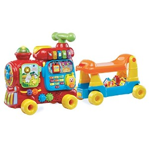 VTech Sit-to-Stand Ultimate Alphabet Train [並行輸入品]