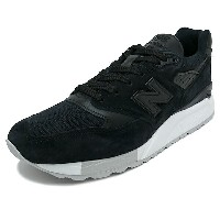 NEW BALANCE M998 NJ black【ニューバランス M998NJ ブラック】スニーカー NB Made in USA 17FW