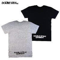 【2017SUMMER1】DOUBLESTEAL(ダブルスチール)/LONG TEE T-SHIRTS/Tシャツ