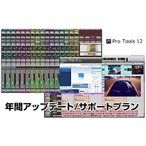 Avid Upgrade and Support Plan for Pro Tools (12 Months) (Activation Card) 通常版 [音楽ソフト]