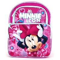 Disney Junior(ディズニージュニア)Minnie Mouse(ミニーマウス)Cargo Backpack(バックパック・リュック) [並行輸入品]