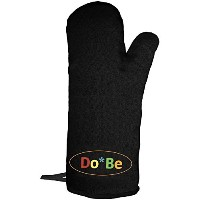 do-beグリルMitts – EXTRA LONG HEAVY DUTY Single Mitt ブラック #NA