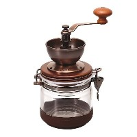 Hario 'Canister' Ceramic Coffee Mill [並行輸入品]