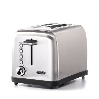 BELLA Classics 2-slice Stainless Steel Toaster by BELLA