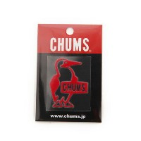 チャムス(CHUMS) Booby Emboss Sticker CH62-1126-R001-00 (Men's、Lady's、Jr)