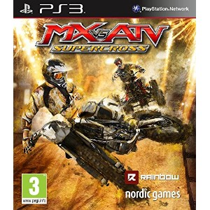 Ps3 mx vs atv : supercross (eu)