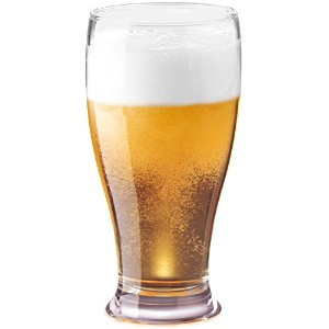 Libbey Pilsner Pub Glass, Set of 4 by Libbey