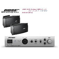 BOSE ( ボーズ ) DS16S 壁面取付 LOW・基本セット( IZA250-LZ ) [ DS16SB/DS16SW ]【(DS16Sx2+IZA250-LZx1)】 [ DS series...