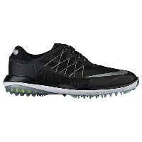 ナイキ メンズ ゴルフ スポーツ Men's Nike Lunar Vapor Control Golf Shoes Black/Metallic Silver/White