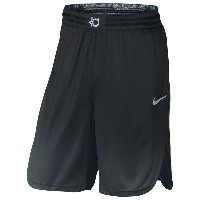 ナイキ メンズ バスケットボール スポーツ Men's Nike KD Hyperelite Shorts Black/Reflective Silver