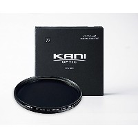 【KANI】 HT PRO+MC ND2-400 Variable 77mm