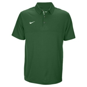ナイキ メンズ トップス ポロシャツ【Nike Team Sideline Dry Elite Polo】Gorge Green/White
