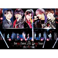 【先着特典付】Sexy Zone/Sexy Zone Presents Sexy Tour 〜 STAGE<2DVD>(通常盤)[Z-6544]20170906