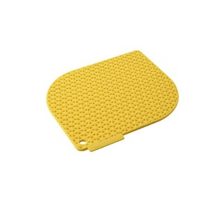 Charles Viancin Honeycomb Pot Holder - Yellow by Charles Viancin