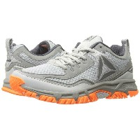 リーボック メンズ シューズ・靴 スニーカー【Ridgerider Trail 2.0】Skull Grey/Flat Grey/Wild Orange/Ash Grey