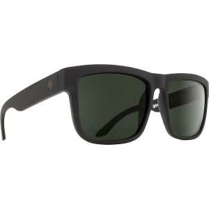 スパイ レディース メガネ・サングラス【Discord Sunglasses】Soft Matte Black - Happy Gray Green
