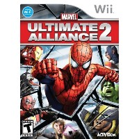 Marvel Ultimate Alliance 2 - Nintendo Wii by Activision [並行輸入品]