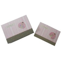 Nojo Lady Bug Lullaby Boxed Set Of 10 Note Cards by NoJo