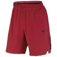 ナイキ メンズ バスケットボール スポーツ Men's Nike Flex Hyper Elite Shorts University Red/Black