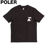 Poler Summit Pocket T-Shirt Black M Tシャツ 並行輸入品