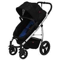 PHIL&TEDS フィル&テッズ smart lux compact stroller (buggy) コバルト SMLUX_V1_3_200_USA ベビーカー [並行輸入品]
