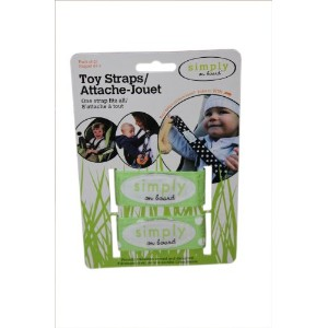 Simply on Board Toy Strap, Green by Simply on Board