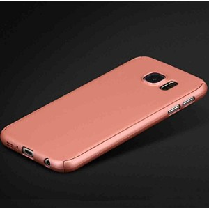 Galaxy J7 Prime G610 Armor ケース, 360° Full Edge Combined Awesome Ultra Hybrid カバー With Clear, TAITOU...