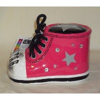 Giftcraft Bootieful Bootique Child's Bank Rock Star 482502 by Gift Craft