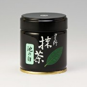【抹茶】「池の白」40g(薄茶)/POWDER Matcha Green Tea/Ikenoshiro/40g/Yame Hoshinoen