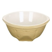 Kitchen Craft 3L Home Made Traditional Stoneware Mixing Bowl by KitchenCraft
