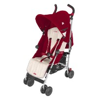 Maclaren Quest Stroller, Scarlet/Wheat by Maclaren