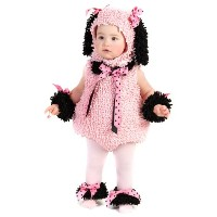 Pink Poodle Infant / Toddler Costume ピンクのプードルの赤ちゃん/幼児コスチューム サイズ:12/18 Months
