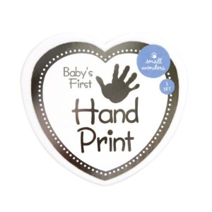 Small Wonders - Baby's First - Handprint Set by K-mart