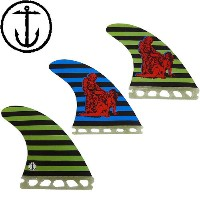 Captain Fin Co.(キャプテン フィン カンパニー)CFIN0173-0181-00Creature FinS 4.38inch《Future Tri Fin (フューチャー トライ...
