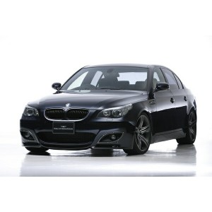 【BMW 5 Series E60/E61 | ヴァルド】BMW 5serise SEDAN E60 (04y〜07y/07y〜 ) Sports Line M5 Look Bumper Type...