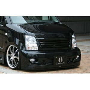 【MH21/22 ワゴンR | エイムゲイン】ワゴンR MH21/22 EURO EDITION GRILLE