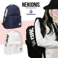 ★NEIKIDNIS★SNSで話題★ X THIRDWEAVE★CITY DAYPACK ネイキドニス 大容量 バックポケット 3色?