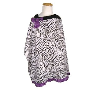 Trend Lab Nursing Cover, Grape Expectations by Trend Lab