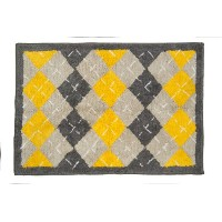 Pam Grace Creations Rug, Argyle Giraffe by Pam Grace Creations [並行輸入品]