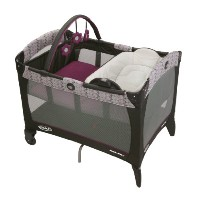 Graco Pack 'N Play Playard with Reversible Napper and Changer, Nyssa by Graco [並行輸入品]