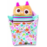 Zutano Swaddle Blanket, Owl by Nat and Jules