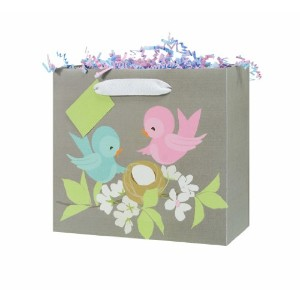 The Gift Wrap Company Gift Bags, Nesting, Small, 12 Count by The Gift Wrap Company